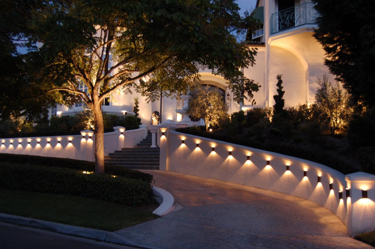 Home lighting for Home landscape lighting